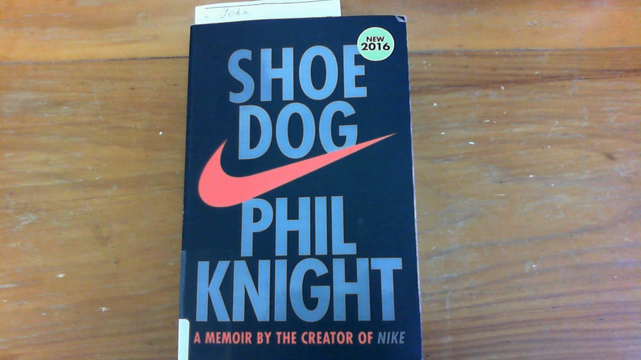 best authentic fee1a b5d42 5 Things I Learned From Shoe Dog (Nike)