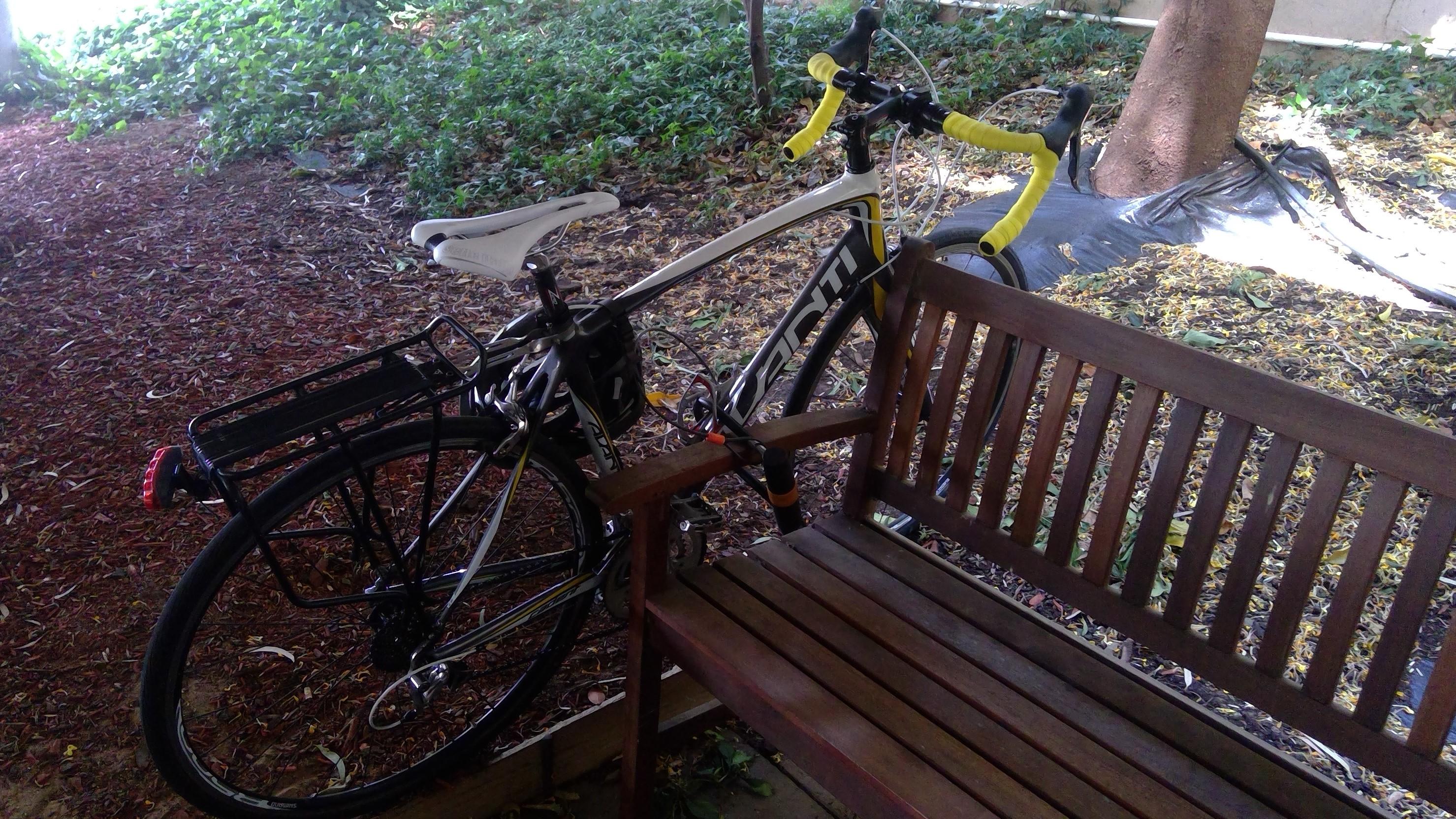 Steve'e bike